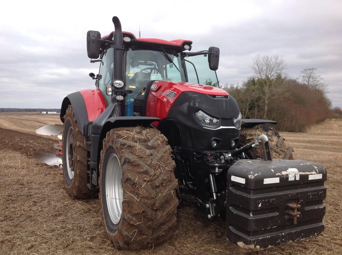 gyllevogn til traktor historisk
